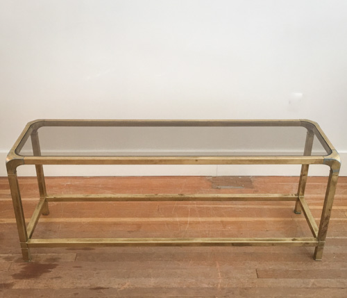 Outstanding Vintage Henredon Sofa Table Gild And Co Ocoug Best Dining Table And Chair Ideas Images Ocougorg