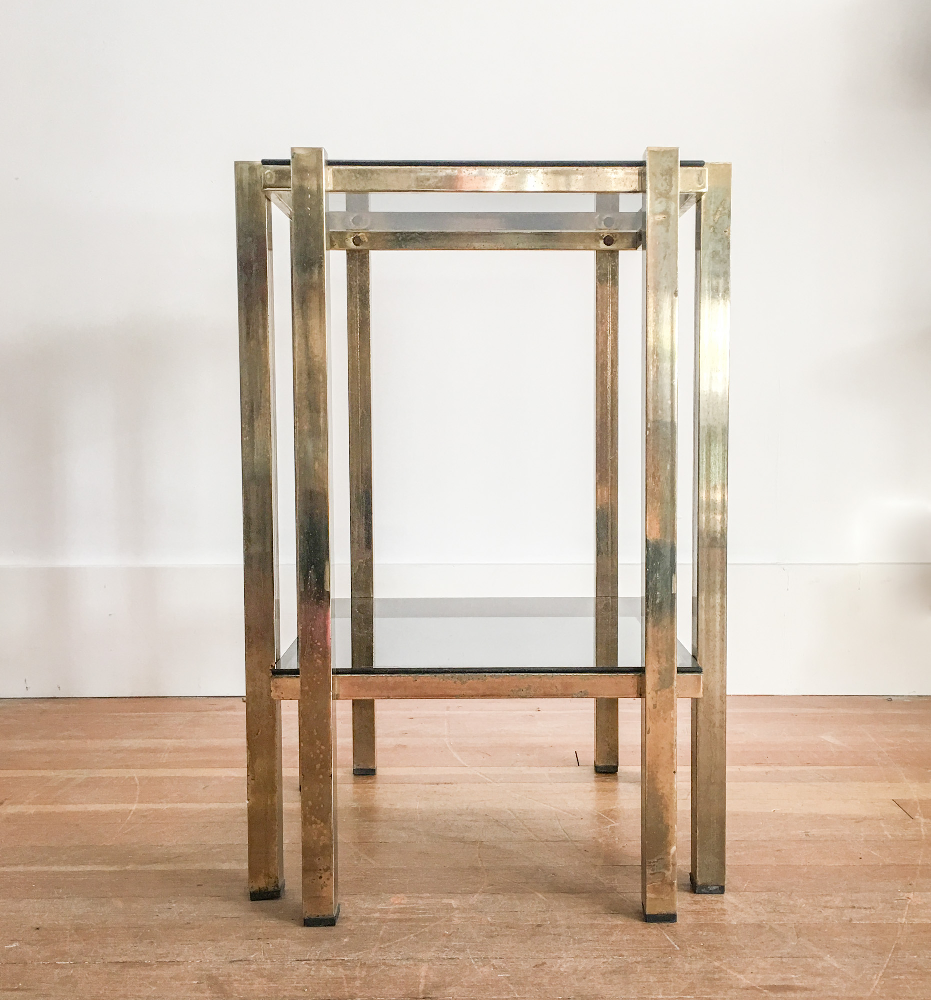 Art Deco Side Table Gild And Co